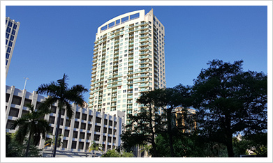 350 Las Olas, Fort Lauderdale - 1 & 2 Bedrooms - Price Range from $300,000 and Up