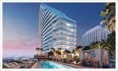Four Seasons Residences, Fort Lauderdale - 1, 2, 3, & 4 Bedrooms Apartments - Price Range from mid $900,000 and Up