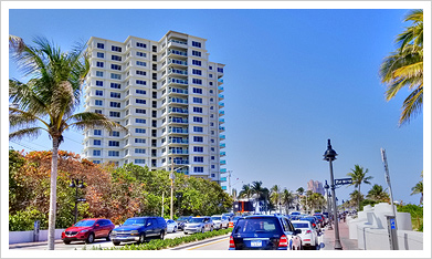 Park Tower, Fort Lauderdale - 2 Bedrooms Oceanfront Apartments - Price Range from $500,000 and Up