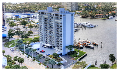 Portofino, Fort Lauderdale - Waterfront complex on the Intracoastal, units from $550,000 and Up - www.cjmingolelli.com/florida