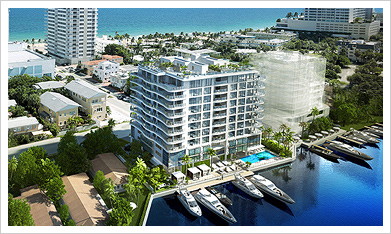 321 at Water's Edge, Fort Lauderdale - 2 & 3 Bedrooms Apartments - Price Range from $2.2 Million and Up