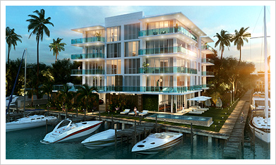 33 Intracoastal, Fort Lauderdale - 2 & 3 Bedrooms Apartments - Price Range from $900,000 and Up