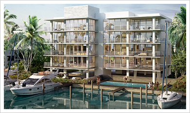 Aquavue, Fort Lauderdale - 3 Bedrooms Apartments - Price Range from $1.45 Million and Up