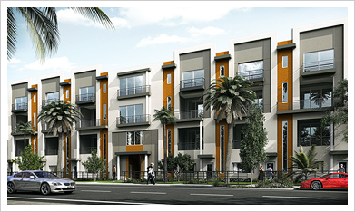 Galleria Lofts, Fort Lauderdale - 3 Bedrooms Homes - Price Range from $545,000 and Up