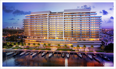 Riva, Fort Lauderdale - 2 & 3 Bedrooms - Price Range from $585,000 and Up